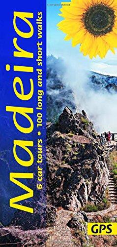 Madeira. 6 Car Tours, 100 Long and Short Walks (Landcapes) por John Underwood