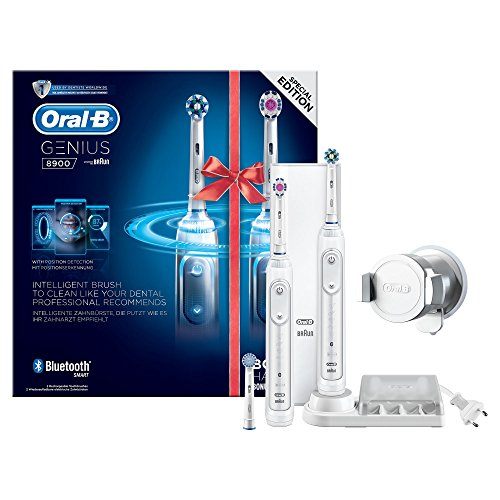 oral-b-genius-8900-electric-rechargeable-toothbrush-powered-by-braun-two-handle-pack-exclusive-to-am