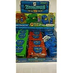 ZOMLINGS VEHICULO SERIE 5 (ZON-MOBILE=2 ZOMLINGS +VEHICULO) MODELOS SURTIDOS (SE ENVÍA SOLO UN MODELO ALEATORIAMENTE)