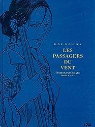 Intégrale Les Passagers du vent (tomes 1 à 5)