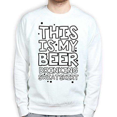 This Is My Beer Drinking Pullover