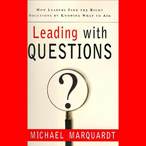 Leading with Questions  Audiolibri