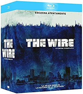 Pack The Wire (Bajo Escucha) [Blu-ray] (B00WHP0V7S) | Amazon Products
