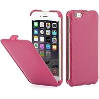"""StilGut Slim Case, Tasche für Apple iPhone 6 & 6s (4.7""""), rosa"""