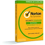 Norton Security 2016 Standard (1 appareil / 1 an)