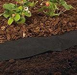 Land-Haus-Shop® Unkraut Vlies 15 m lang aus Polypropylen, Unkraut Garten Vlies,wasserdurchlässig (LHS)