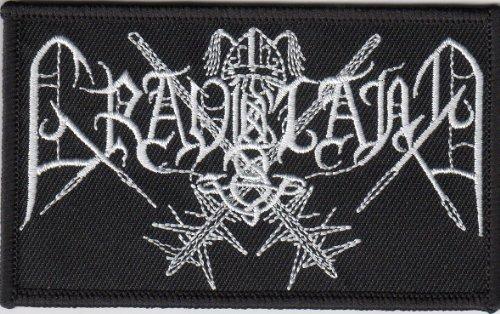 Graveland - Logo Aufnäher / - Wikinger-logo-patch