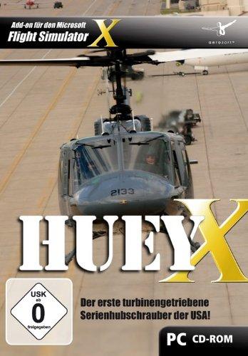 Flight Simulator X: HUEY X (Add-On)