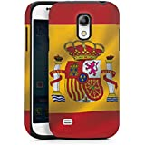 Handy Design Hülle Case Samsung Galaxy S4 ToughCase black/black - Spanien