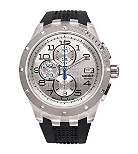 SWATCH Chrono Automatic Collection Simply Pure SVGK402