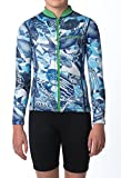 WETSUIT JACKET ULTA-STRETCH, DOUBLE LAYERED, LUXURIOUS, BOUTIQUE DESIGNS FOR BOYS & GIRLS - PACIFIC FISH DESIGN