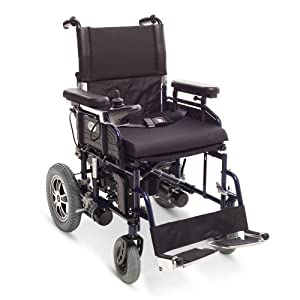 Betterlife Aries Electric Wheelchair Adjustable Folding Powerchair Mobility Aid