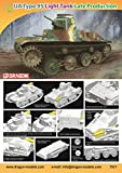 Dragon 500777517 - 1:72 IJA Type 95 HA-GO Light Tank