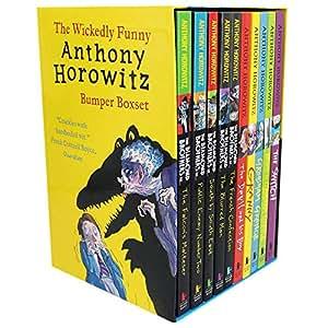 Anthony Horowitz Bumper Boxset - 10 Books