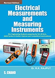 Electrical Measurements and Measuring Instruments