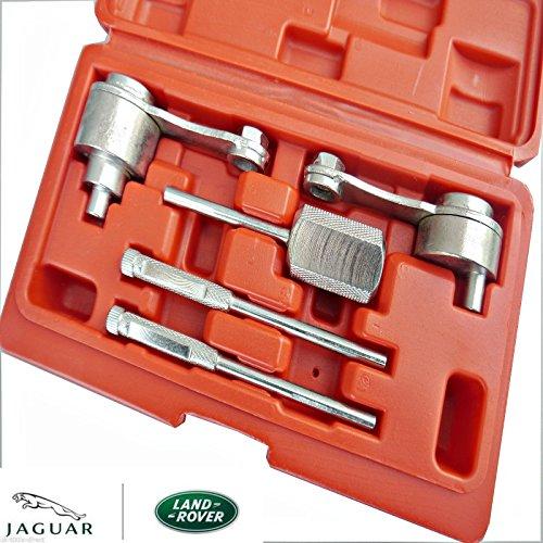 Verriegelungs- und Einstellungs-Set für 2,7Diesel-Riemenantrieb-Motoren von Jaguar und Land Rover