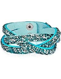 Rafaela Donata - Bracelet fashion cristal de verre - En différentes longueurs, bracelet cristal de verre - 60917032