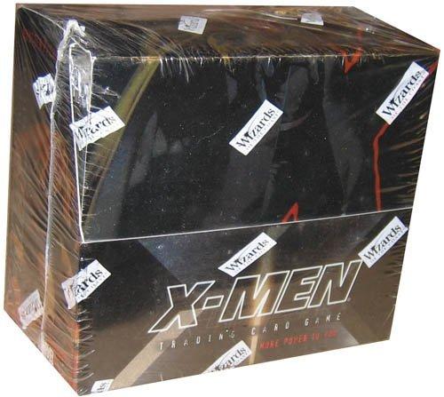 X-Men Trading Card Game Booster Box (Xmen Trading Card Game)
