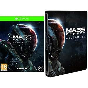 Mass Effect Andromeda + Steelbook Esclusiva Amazon - Xbox One