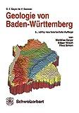 Geologie von Baden-Württemberg - Otto F. Geyer