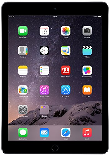 Apple Computer Apple iPad mini 3 20,1 cm (7,9 Zoll) Tablet-PC (WiFi, 16GB Speicher) spacegrau