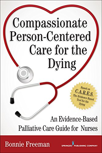 Comfort Company Support (Compassionate Person-Centered Care for the Dying: An Evidence-Based Palliative Care Guide For Nurses (English Edition))