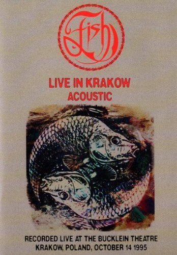 Fish: Live in Krakow Acoustic by Dave Stewart