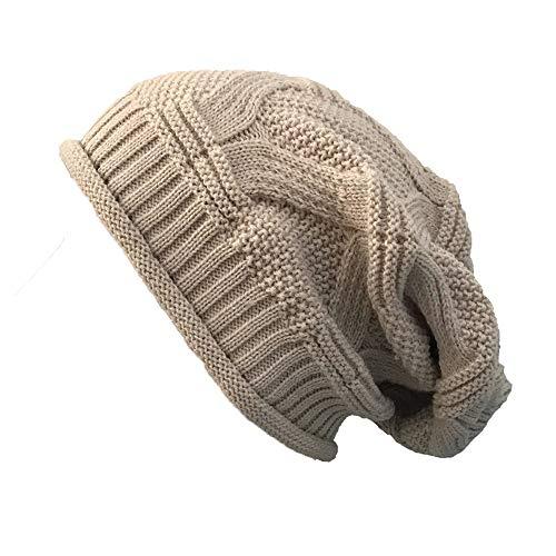 Frau Mode Beiläufig Draußen Gestrickt Hüte Häkeln Stricken Hiphop Abdeckung Wolle elegant sexy warm gemütlich klassisch Einfachheit Stricken Holey Schnitt weich