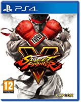 Street Fighter 5 Sony Playstation 4 PS4 Game
