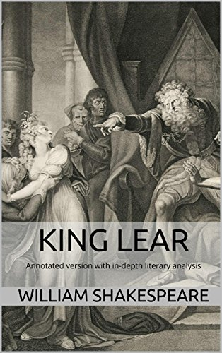 analysis of shakespeares king lear