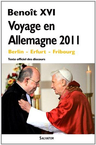 Voyage en Allemagne 2011