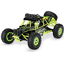 GoolRC Wltoys 12428 1/12 2.4GHZ 4WD Electric Brushed Crawler RTR RC Car
