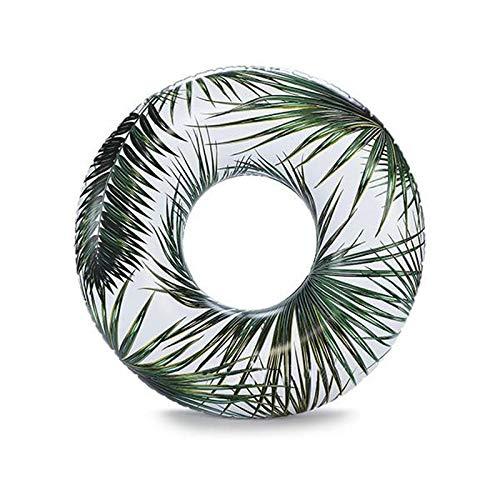 Zxcvbw2019 più nuovo anello gonfiabile estate nuoto anello di palma da cocco anello cerchio nuotata anello estate spiaggia mare