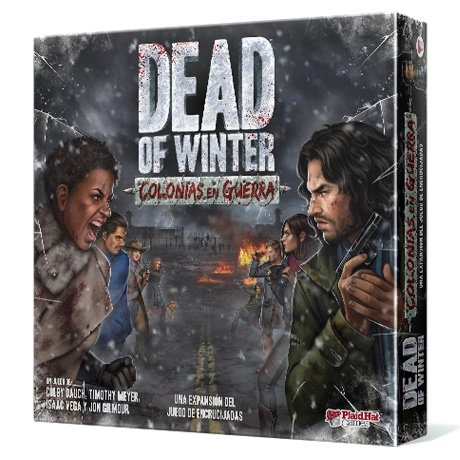 Dead of Winter Colonias en Guerra Juego de Tablero (Edge Entertainment EEPHDW03)
