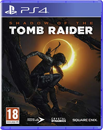 Price comparison product image Shadow of the Tomb Raider (PS4)