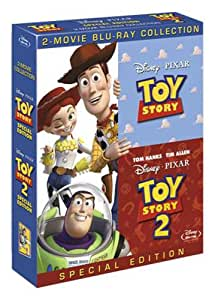 Toy Story 1+2 [Blu-ray] [Special Edition]