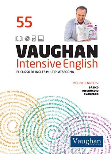 Vaughan Intensive English 55 (Spanish Edition)