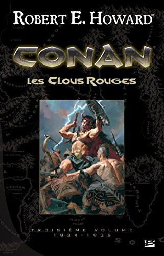 Les Clous rouges: Conan, T3