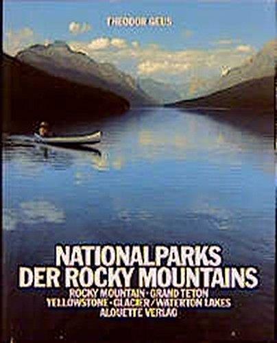 Nationalparks der Rocky Mountains: Rocky Mountain - Grand Teton - Yellowstone - Glacier/Waterton Lakes
