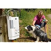 Eccotemp CE L5 Gas Durchlauferhitzer für den Außen