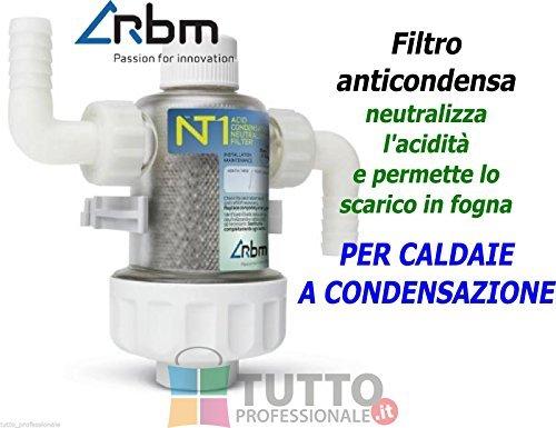 2 - Filtro para caldera condensación para neutralizzare acidità condensado