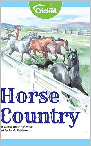 Horse Country (English Edition)