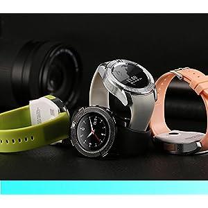 2019 Neue Intelligente Uhr, Multifunktionssportuhr Der MäNner/Frauen/Jungen/des MäDchens,Smart Watch Android Ios Fitness Kalorien Pulsmesser Armband Smart Watch