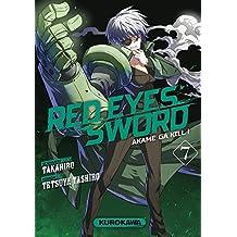 Red eyes sword - Akame ga Kill ! Vol.7