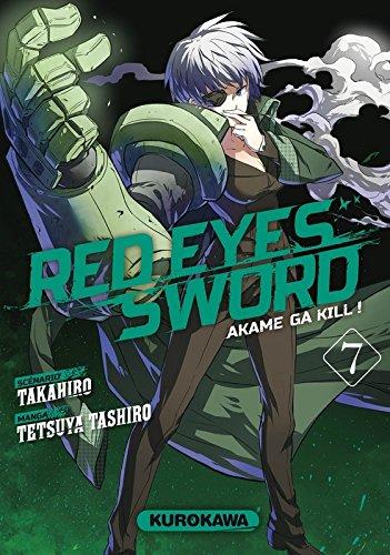 Red Eyes Sword 7