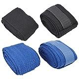 rosenice Hand Umschließt elastischer Baumwoll-2,5-M Boxhandschuhe Boxhandschuh elastische Bandage Hand-Innenraum für MMA Kickboxen Muay Thai Boxsack