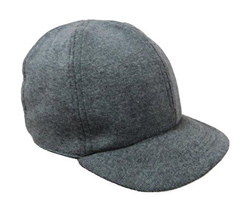Gajraj Grey Premium Cotton Hat Cap / Baseball Cap / Snapback Cap /Hiphop Cap  available at amazon for Rs.199