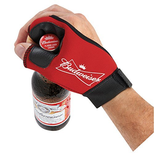 new-authentic-budweiser-glove-bottle-opener-red-bud-light-bartender-beer-busch-by-budweiser