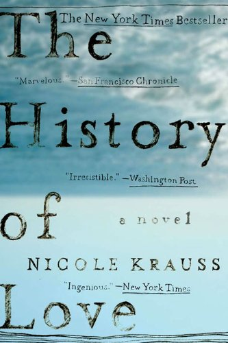The History of Love: A Novel (English Edition) por Nicole Krauss