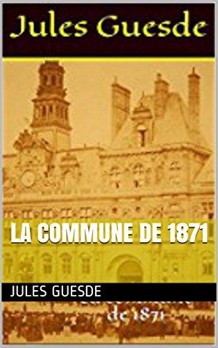 La Commune de 1871